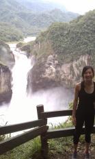 ecaudor falls