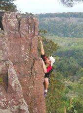 matt climbing