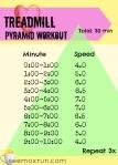 treadmill pyramid big sz