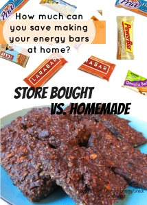 The Energy/Snack Bar Experiment - Pt III
