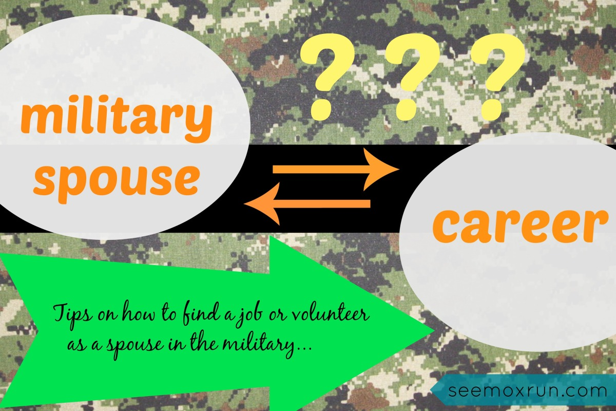 Finding a Career as a Military Spouse